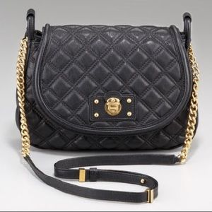 Marc Jacobs Cooper Quilted Leather Cross Body Bag